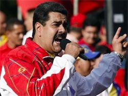 В Венесуэле на Первомай повысили минимальную зарплату