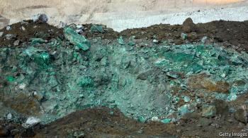 Горнодобывающие компании встревожены новыми Конголезскими законодательства в сфере недропользования
