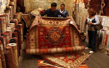 Нацбанк решил купить километр ковров