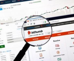 Курс биткоина обвалила массовая блокировка аккаунтов на Bithumb