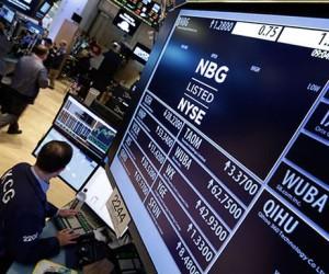 Акции США дешевеют на опасениях торговых войн