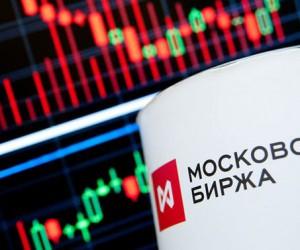 Российский фондовый рынок слаб под действием внешнего негатива