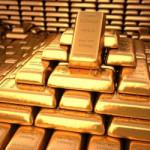 Цена золота вернулась к максимумам последних дней