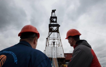 В Украине втрое упали темпы роста добычи газа