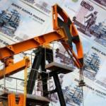Рубль и нефть снова в восходящем тандеме