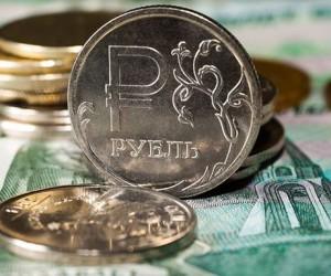 Курс рубля к доллару США в прошлом месяце увеличился на 3%