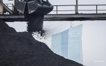 В Украине растет потребление угля