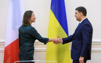 Украина и Франция заключили договор о водоснабжении Мариуполя
