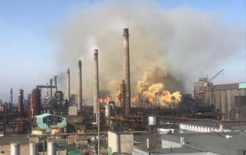В Украине замедлился спад в промышленности